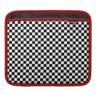 Jester Check iPad Sleeve