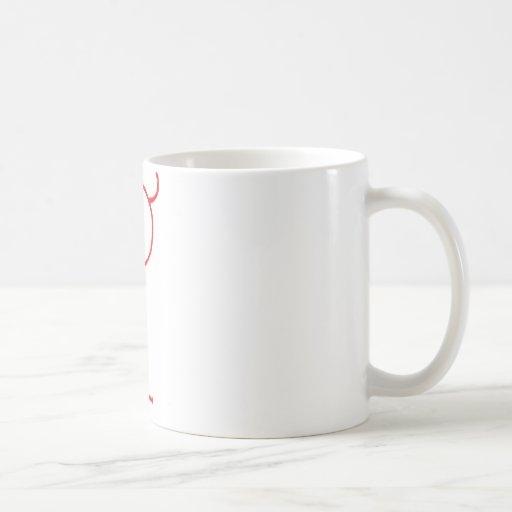 Jester Classic White Coffee Mug