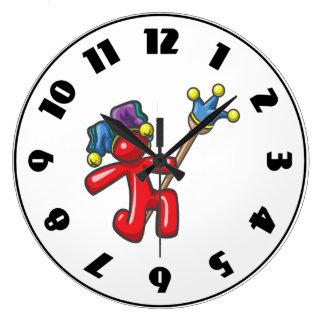 Jester Clock