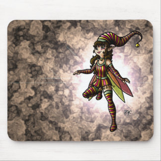 Jester Faerie Mouse Pad