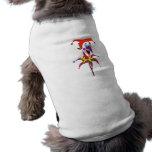 jester head pet t-shirt