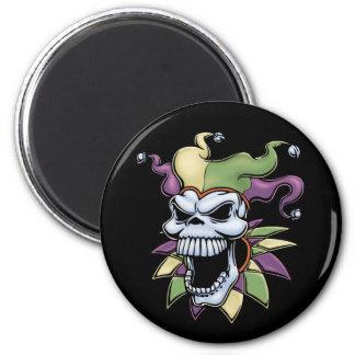 Jester II 2 Inch Round Magnet