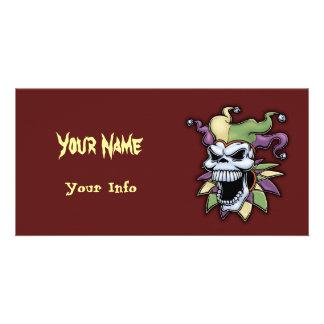 Jester II Card