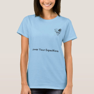 jester, Lower Your Expecttions T-Shirt