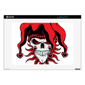 """Jester of Love 15"""" Laptop Decals"""