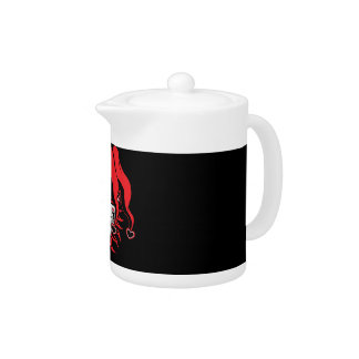 Jester of Love Teapot