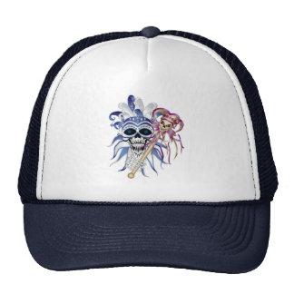 Jester Skull Hat