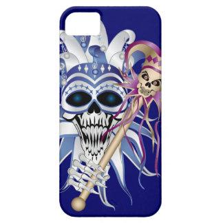 Jester Skull iPhone SE/5/5s Case