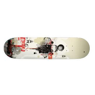 JesterDeck1 Skateboard