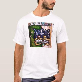 Jester's Hand an Interpretive Dance T-Shirt