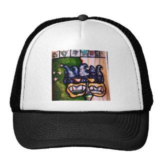 Jester's Hand an Interpretive Dance Trucker Hat