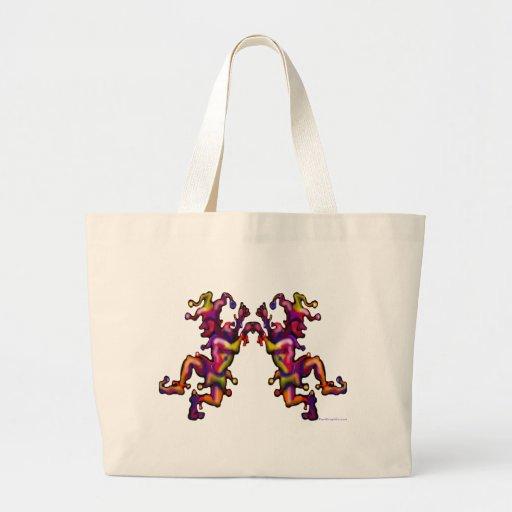 Jesters Jumbo Tote Bag