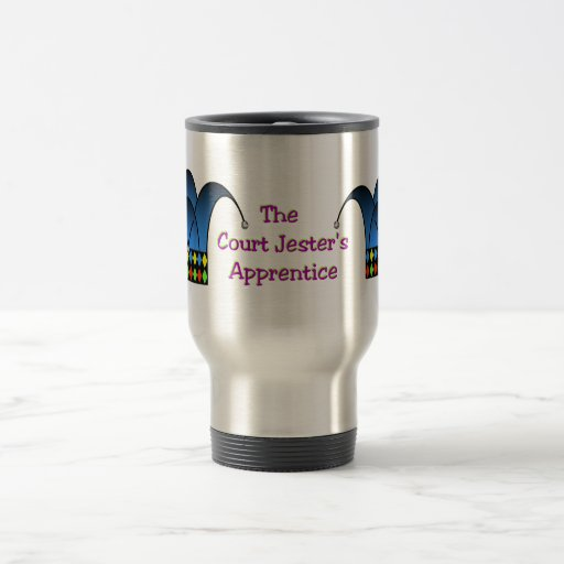 Jester's Modern Chalice (color) Coffee Mugs