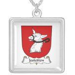 Jestetten Family Crest Pendant