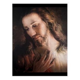 Jesu Postcard