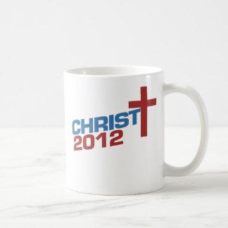 Jesucristo 2012 taza clásica