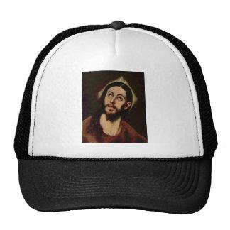 Jesucristo circa 1580-1585 gorras de camionero