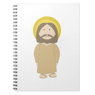 Jesucristo Libro De Apuntes Con Espiral