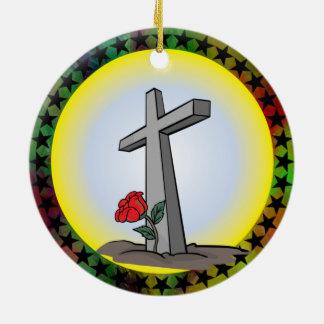 JESUCRISTO ORNAMENTOS DE NAVIDAD