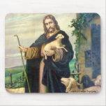 JESUCRISTO EL BUEN PASTOR MOUSEPAAD ALFOMBRILLA DE RATONES
