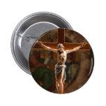 Jesucristo en la cruz pin