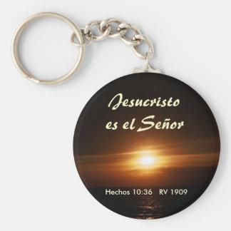 Jesucristo es el Señor (Llavero) Keychains