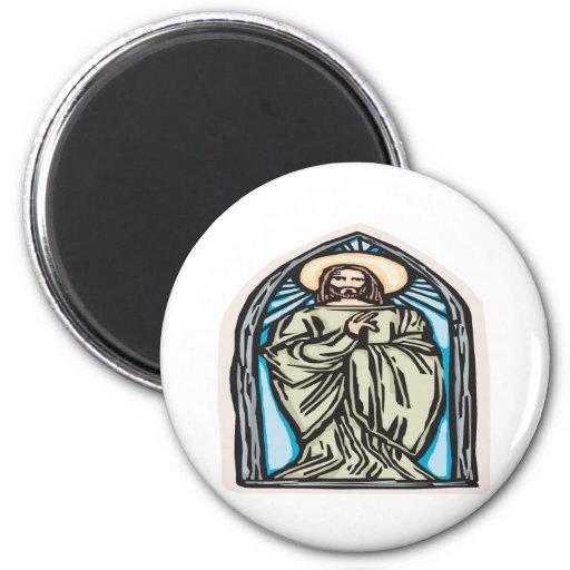 Jesucristo Imanes Para Frigoríficos