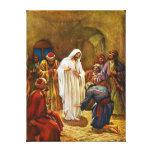 Jesucristo Impresión En Lona Estirada