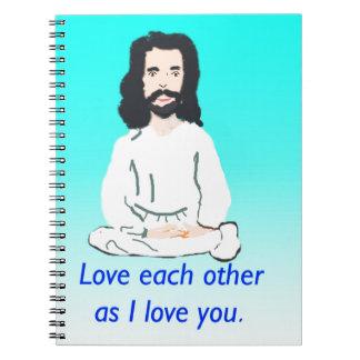 Jesucristo Libreta