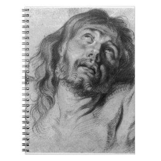 Jesucristo Libros De Apuntes Con Espiral