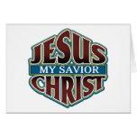 Jesucristo mi salvador felicitaciones