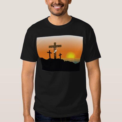 Jesucristo negro camisas
