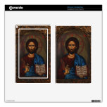 JESUCRISTO ortodoxo griego bizantino del icono Pegatinas Skins Para Kindle Fire