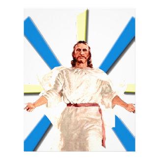 Jesucristo Plantilla De Membrete