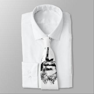 Jesucristo, retrato corbata personalizada