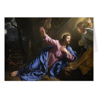 Jesucristo Tarjetas