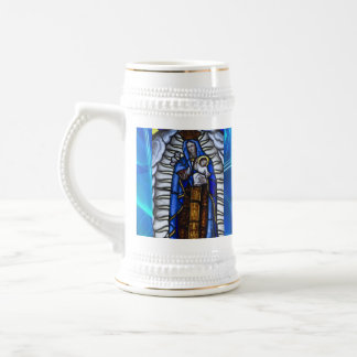JESUCRISTO Y MADRE MARIA TAZA DE CAFÉ
