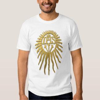 Jesuit IHS Monogram Tee Shirt