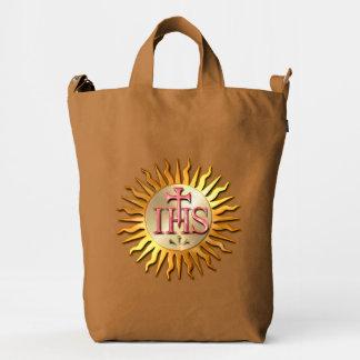 Jesuit Logo Duck Bag
