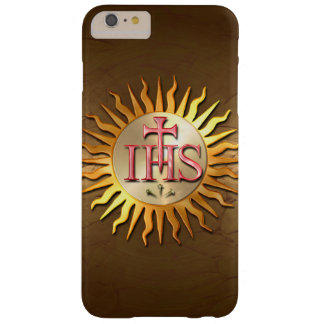 Jesuit Seal Barely There iPhone 6 Plus Case