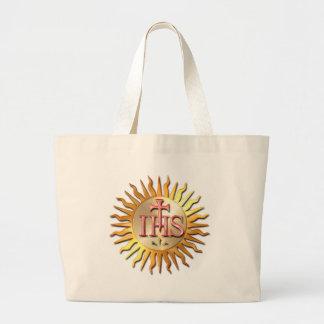 Jesuit Seal Jumbo Tote Bag