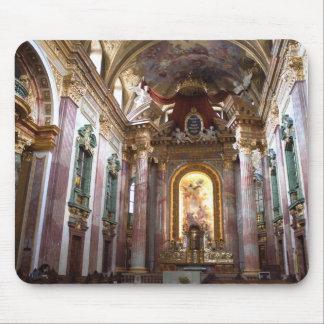 Jesuitenkirche, Wien Mouse Pad