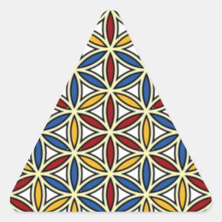Jesus04 Calcomanías Trianguladas