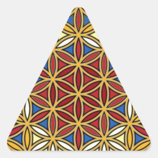 Jesus05 Calcomanía Trianguladas Personalizadas