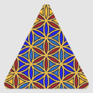 Jesus07 Calcomanía Trianguloada