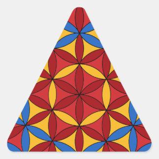 Jesus08 Calcomanías Trianguladas Personalizadas