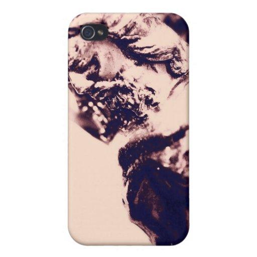 Jesus1 iPhone 4 Carcasas