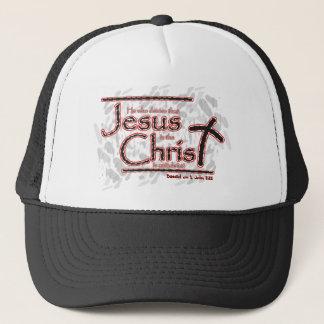 Jesus 1 John 2:22 Trucker Hat