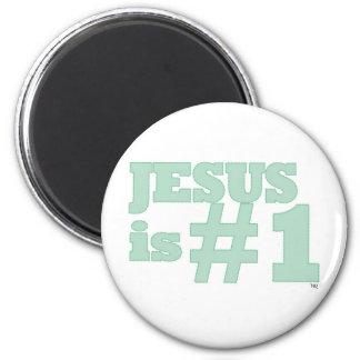 Jesus #1 magnets