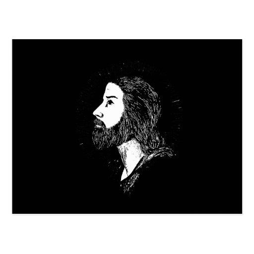Jesus 1 post cards